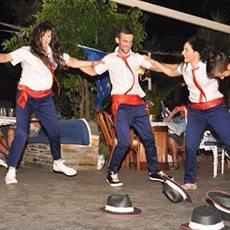 Greek Night at the AlterEgo on Agistri