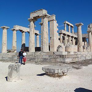 Afea temple - Aegina island
