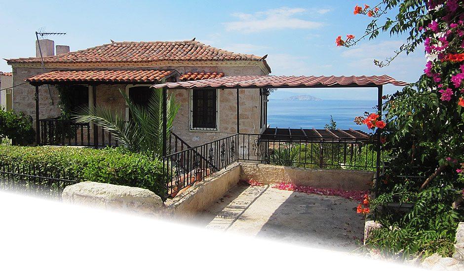 Villa in Metochi