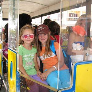 Tourist train Agistri - Holidays in Agistri